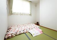 お部屋(和室の入院室)